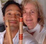 meditative Indian music with Manose